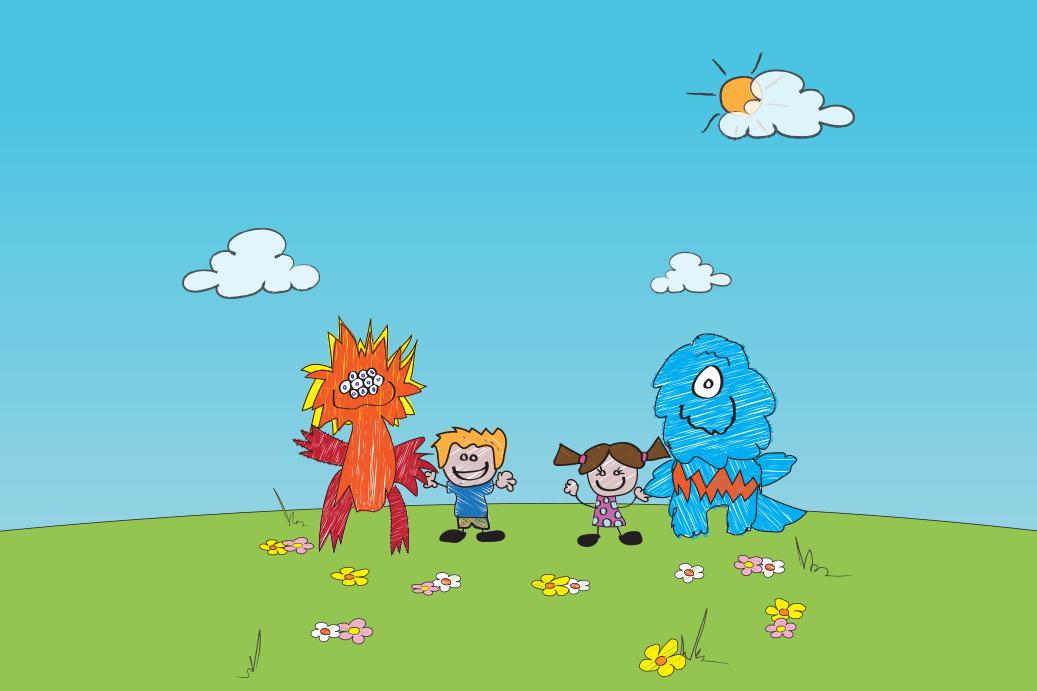 Creatures 4 Kids